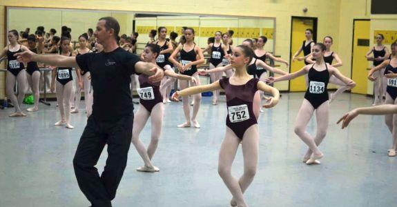 Master Class com Misha Tchoupakov  (Ballet Clássico para professores e estudantes de dança)