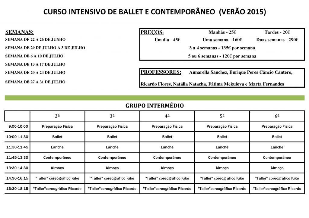 CURSO INTESIVO DE BALLET E CONTEMPORÂNEO  (VERÃO 2015)-page-001